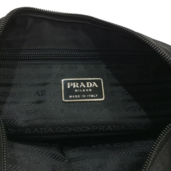 98090cd86fc675 ... Mikunigaoka shop 055131 RMB717 made in PRADA Prada semi-shoulder bag  B8920 plastic bag bag ...