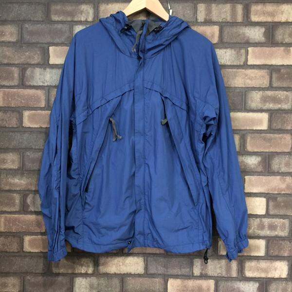 WISLOM ウィズロム ジャケット アウター 16SS パーカー ブルー メンズ 日本製 三国ヶ丘店 105546 【中古】 RM165T