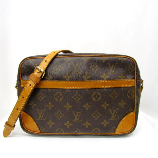 33d5015ddd2b Higashiosaka shop 287873 RYB0356 made in LOUIS VUITTON Louis Vuitton  shoulder bag M51274 トロカデロ 27 crossbody sling bag crossbody monogram Lady s men  bag ...