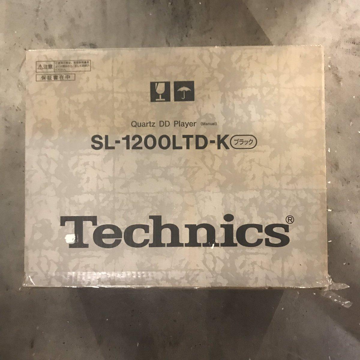 Technics テクニクス ターンテーブル DJ機材 SL1200LTD 限定モデル ゴールド ブラック メンズ ユニセックス 三国ヶ丘店 631303 【中古】 RM228E