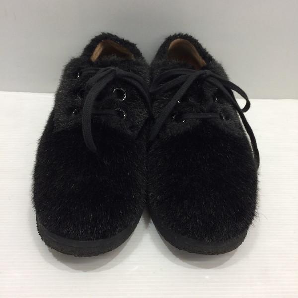 7435a1d79fe Hender Scheme ender schema hairy blucher 17AW shoes black men 25.5cm  Mikunigaoka store 238220 RM693T ...