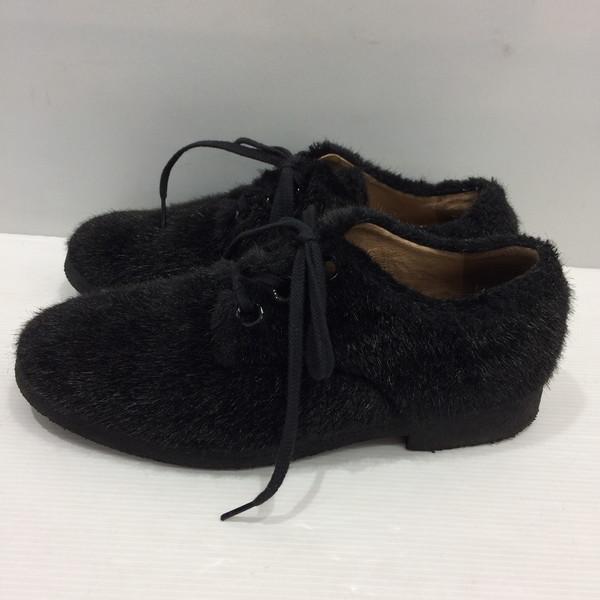8bec88f05cd ... Hender Scheme ender schema hairy blucher 17AW shoes black men 25.5cm  Mikunigaoka store 238220 RM693T ...