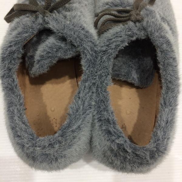 6ef126f56e9 ... 4 (25.5) Hender Scheme ender schema sneakers 17AW hairy blucher gray  men Mikunigaoka store ...