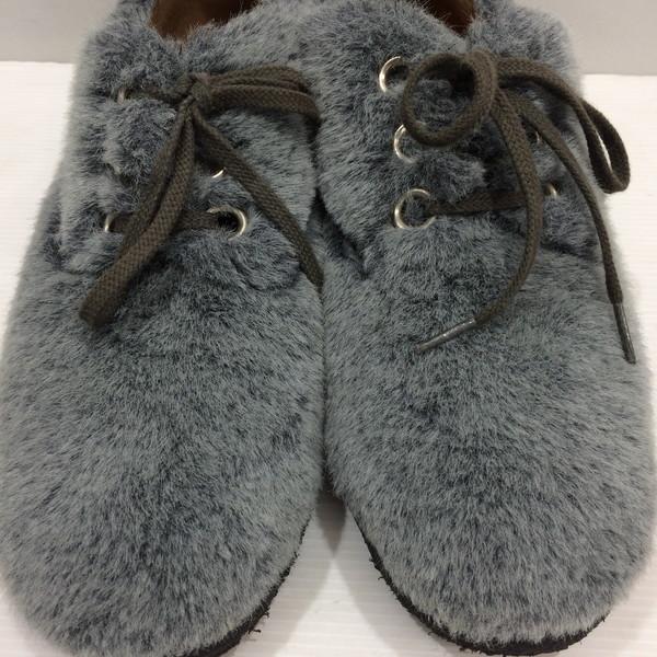 fb886e1ae41 ... 4 (25.5) Hender Scheme ender schema sneakers 17AW hairy blucher gray  men Mikunigaoka store