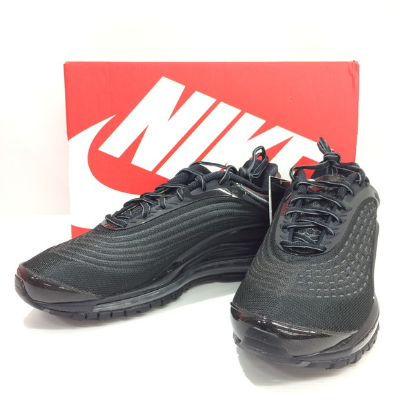 Black men 25.5cm Mikunigaoka store 270015 RM3235 with the NIKE Nike AIR MAX DELUXE AV2589 001 sneakers Air Max deluxe shoes shoes free tag