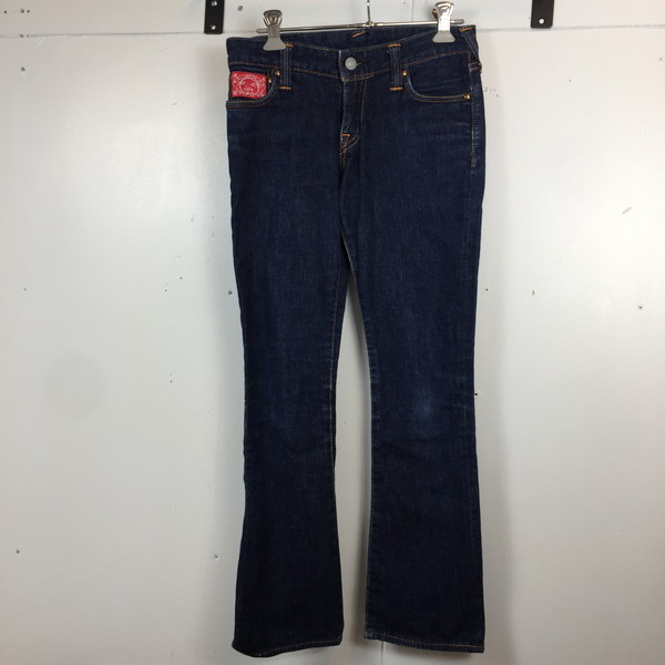 c5c559c1e Shell mound store 582079 RK5012M made in EVISU Ebisu EVISU donna HELLO  KITTY denim underwear jeans ...