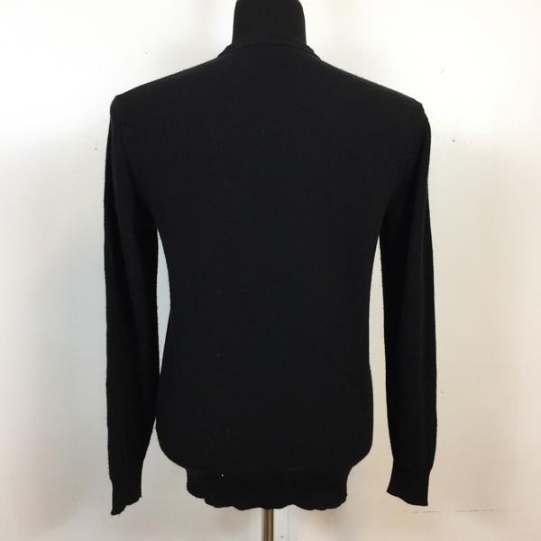 91459b17e Shell mound store 160285 RK277HI made in DIESEL diesel K-JOY 00SLL2 0WAIJ  cashmere blend knit sweater black black Black TOPS tops long sleeves wool  WOOL men ...