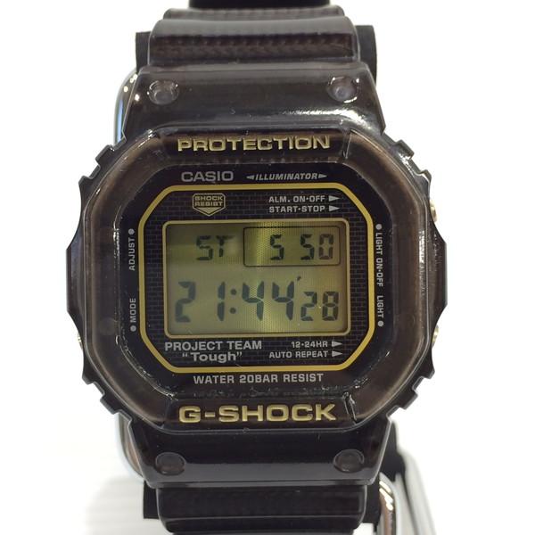 G-SHOCK ジーショック 30周年 サーティスターズ 腕時計 GW-5030D デジタル クォーツ スクリューバック 時計 ブラウン メンズ 三国ヶ丘店 304253 【中古】 RM3404