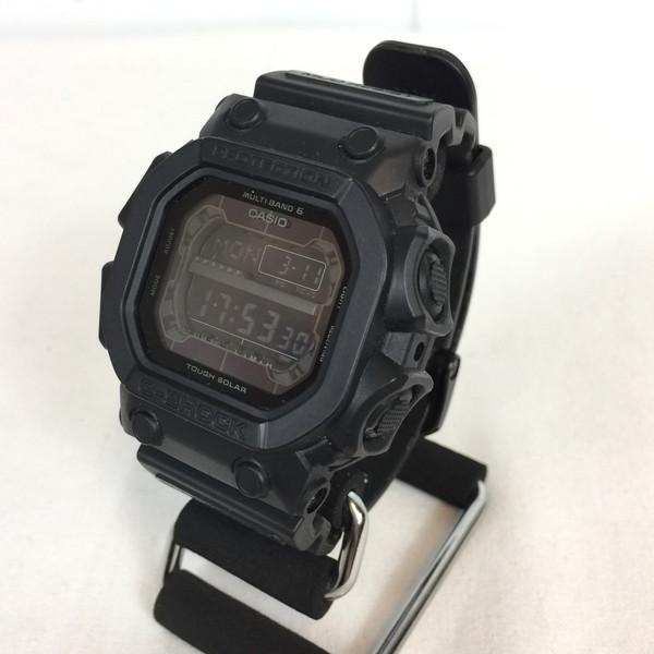 CASIO G-SHOCK カシオ ジーショック 腕時計 ウォッチ WATCH GXW-56BB-1JF デジタル タフソーラー ビッグスクエア 箱説明書付き ブラック black 黒 メンズ 貝塚店 296011 【中古】 RK428G