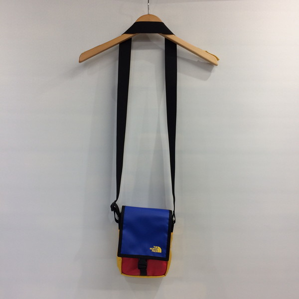 03668df9e Mikunigaoka shop 357204 RM1063T made in THE NORTH FACE ザノースフェイス BARDU BAG  bird bag shoulder bag Minica van red blue yellow ...
