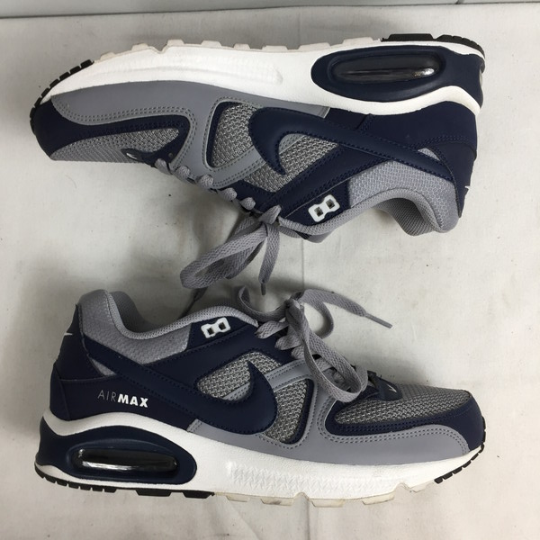 Shell mound store 557114 RK489J made in NIKE Nike Air Max Command 629993 031 sneakers shoes shoes shoes shoes gray gray men 26.5cm INDONESIA