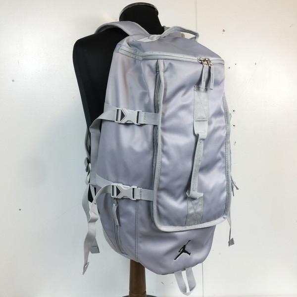 0f1ef8da3f8 NIKE Nike backpack BA8054 JORDAN Jordan rucksack bag bag bag BAG top loader  2016 gray gray ...