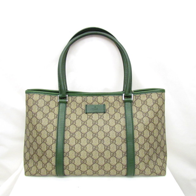40fe8446090d PVC leather casual commuting attending school business Higashiosaka shop  321768 RYB2144 made in GUCCI Gucci tote bag one shoulder bag GG スプリーム  114595 ...