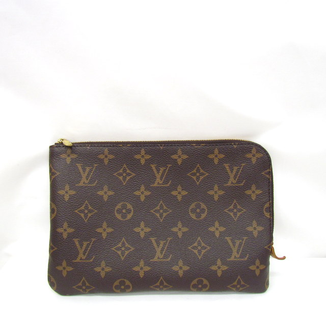 new arrivals e2a4b 61130 激安正規 LOUIS VUITTON ルイヴィトン クラッチバッグ エテュイ ...