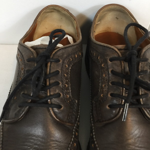 c54fc3409e7 ... Shell mound store 697278 RK589G made in 25 REGAL STANDARDS Regal wing  tip toe GN2H 59CR ...