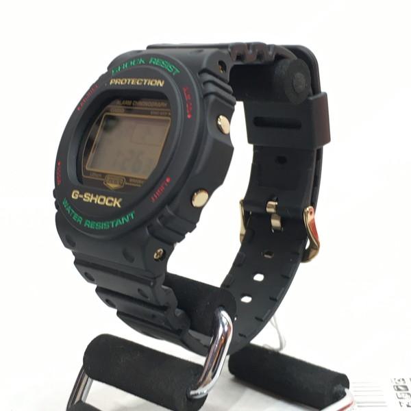 G-SHOCK ジーショック 腕時計 DW-5700TH-1JF CASIO カシオ デジタル クォーツ ブラック メンズ 三国ヶ丘店 638389 【Aランク】 【中古】 RM0556D