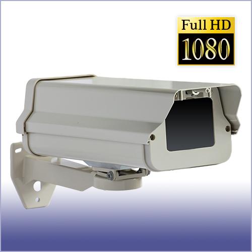 防犯カメラ AHD2.0 望遠レンズ付 市街地向け防犯カメラ