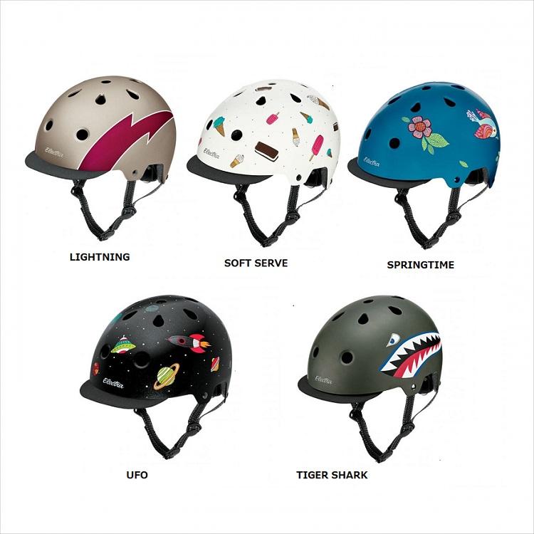 ポイント10倍【送料無料】ELECTRA 大人用ヘルメット S M サイズ 大人用 ヘルメット bernバーン好きな方にも