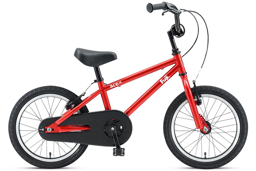 【自転車安全整備士が点検整備出荷】FUJI(フジ)ACE 16 エース16 2018年モデル 16インチ 幼児用自転車 可愛い 子供キッズ