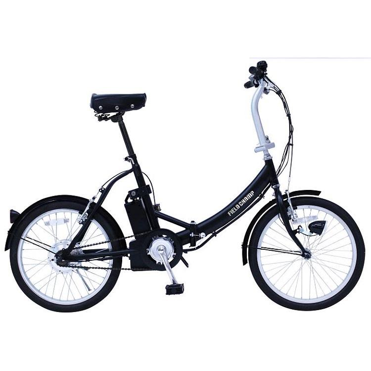 新商品 ミムゴ KH-DCY310NE FIELD CHAMP フィールドチャンプ 20インチ ノーパンクタイヤ 電動アシスト自転車 FDB20E 【あす楽】折りたたみ 折畳 プレゼント 可愛い 子供