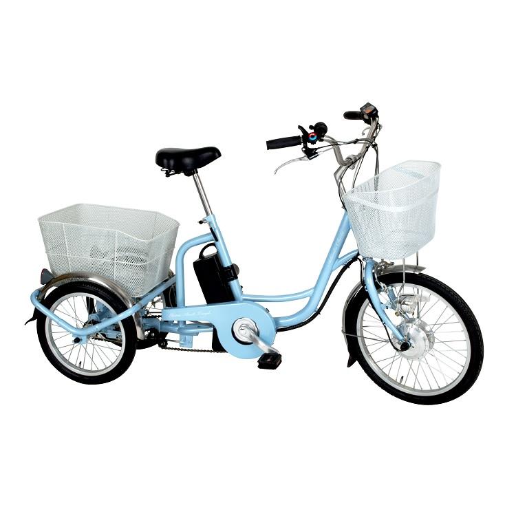 三輪車 大人用 スイングチャーリー MG-TRM20EB ご年配の方へのプレゼントに 敬老の日 三輪自転車 大人用三輪車 大人 用 三輪車 自転車 スウィング チャーリー おしゃれ シニア