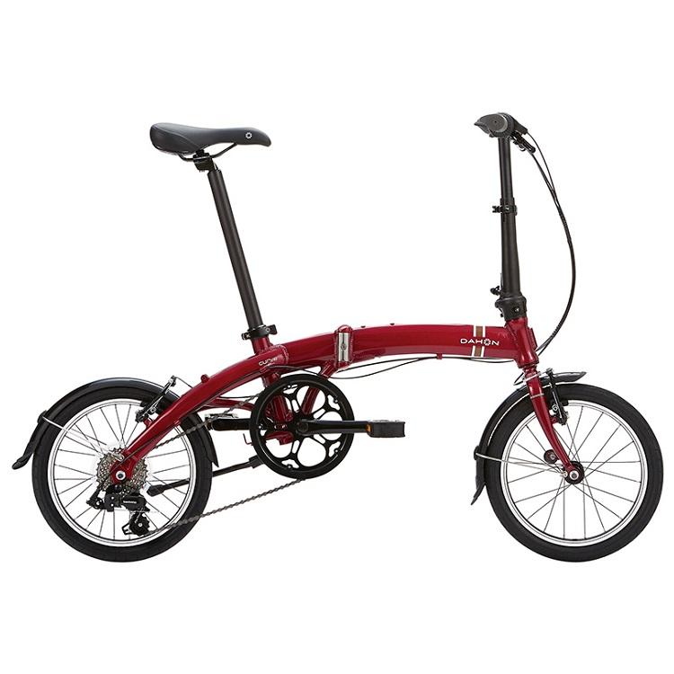 【LEDライトと鍵をプレゼント】DAHON 2018 Curve D7 カーブ D7 折りたたみ自転車 プレゼント 可愛い 折畳み 折畳 ピュアシルバー ボルドー フォレストグリーン