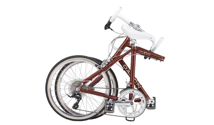 Present DAHON 2016 Dash Altena 18-speed folding bike