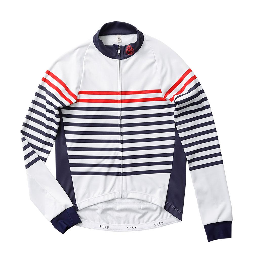 サイクルジャケット長袖(防風・裏起毛) ウインドブレークジャケット【条件付送料無料】
