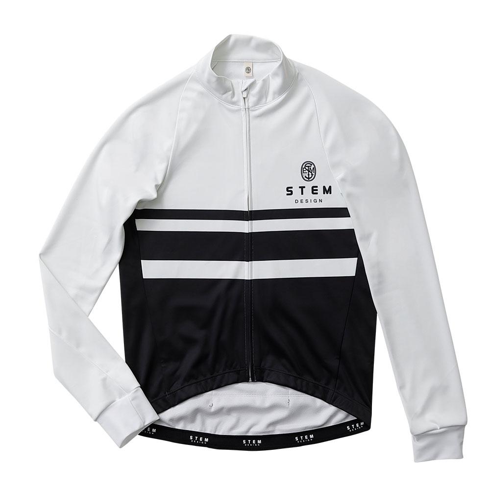 サイクルジャケット長袖(防風・裏起毛) ウインドブレークジャケット 【条件付送料無料】
