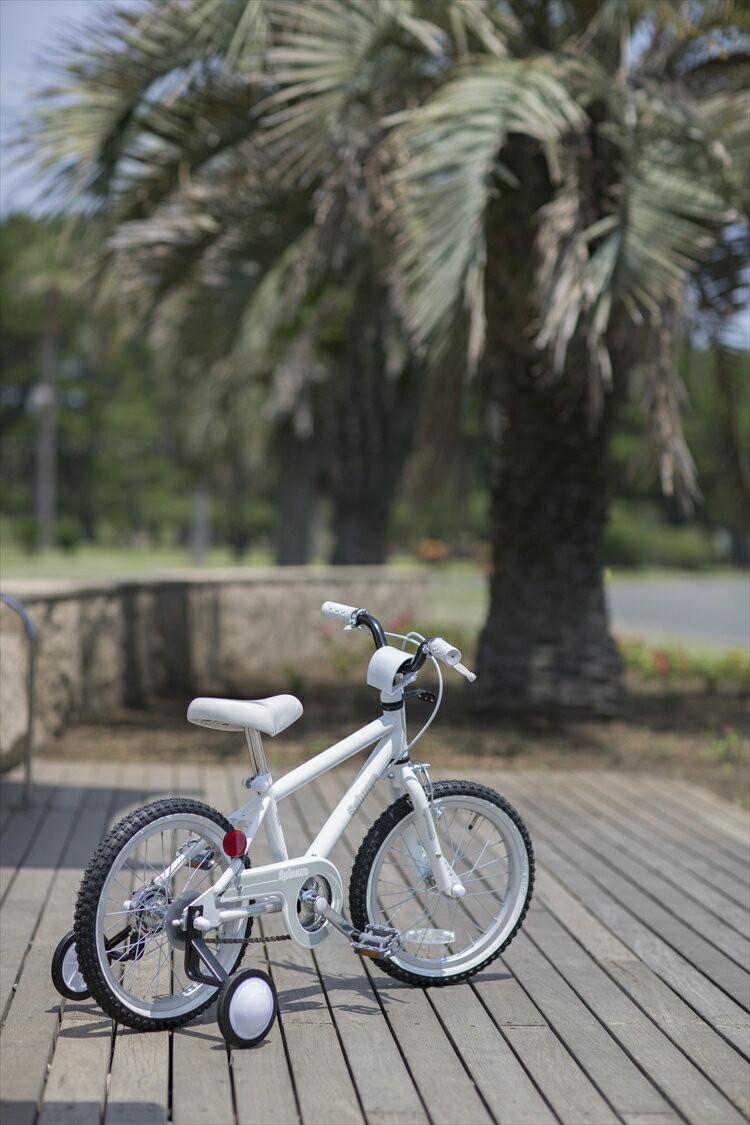 子供用自転車 16インチ 14インチ スピナー spinner 2019年 ホワイトパーツ  ハイクオリティー 補助輪付 子ども 可愛い 軽量 男の子 女の子 注目 一部地域送料無料Spinner スピナー by arcoba design ★新 おしゃれ, カンフリエ:63b658ea --- i360.jp