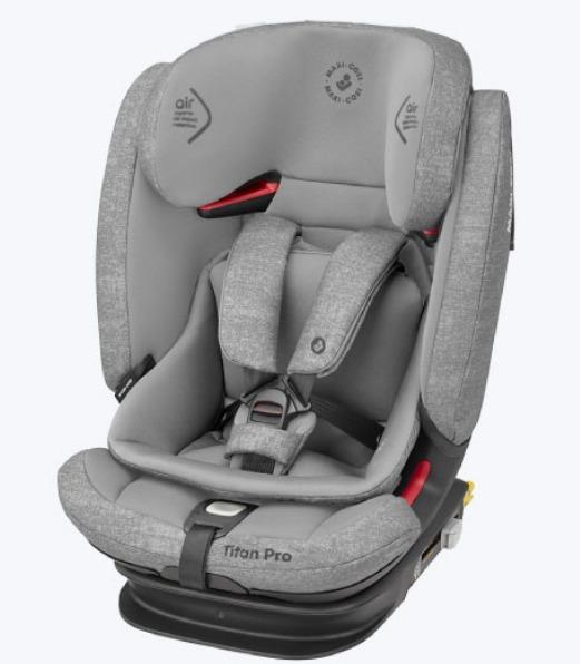 Maxi-Cosiマキシコシ TITANPRO PRO タイタンプロ ISOFIX対応 生後9か月~3歳 ロングユース チャイルドシート ジュニアシート プレゼント 可愛い 子供用