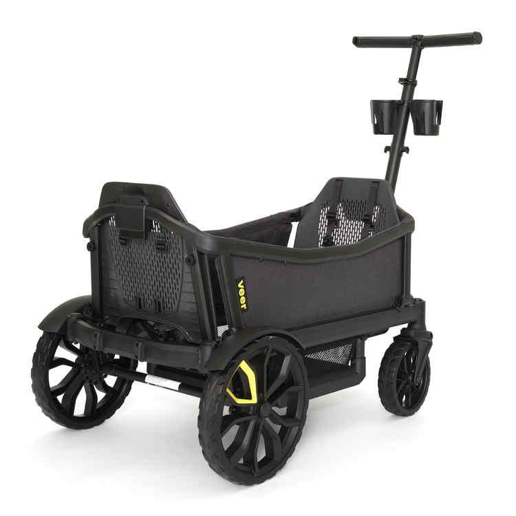 VEER CRISER 耐荷重54kg ワゴン カート 子供 犬 荷物 キャリー 折りたたみ アウトドア ヴィア・クルーザー