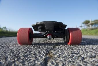 【ポイント10倍】 専用キャリーバッグ付 JD Razor 折り畳み式 電動スケートボード LINKY キックボード キッズ 子ども スケボー JDレーザー