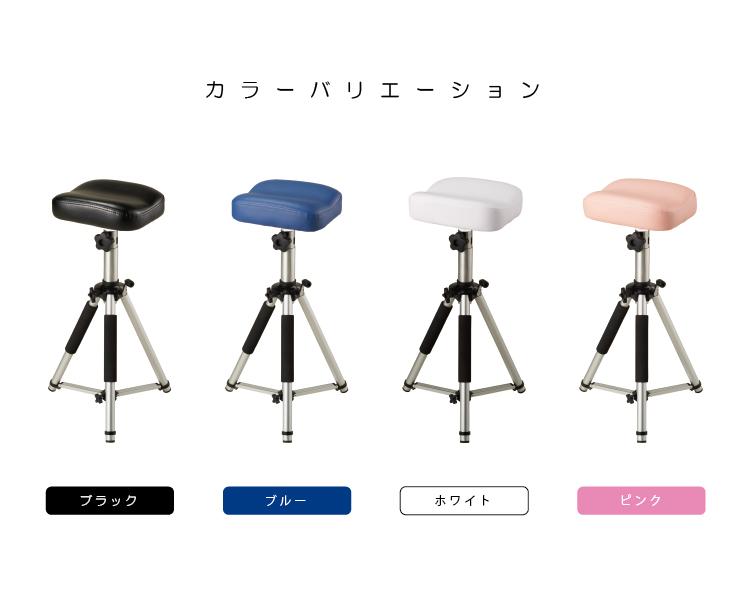 折りたたみ式スタンドマット【ブラック・ホワイト・ピンク・ブルー】