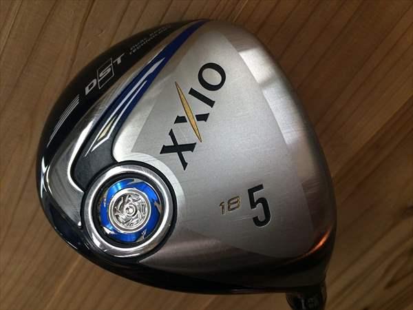 ダンロップ フェアウェイウッド XXIO2016 5W 18度 純正カーボン MP900 SR メンズ 中古 ゴルフクラブ