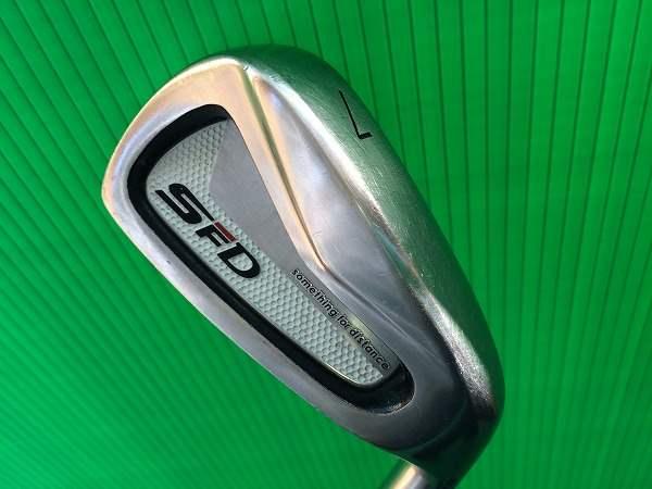 ロイヤルコレクション アイアン SFD 2013 NSPRO950GH R 5~P 6本セット メンズ 中古 ゴルフクラブ