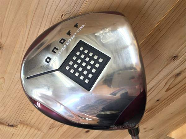 グローブライド ドライバー ONOFF2012 D-LONG 9度 純正カーボン LABOSPEC HS-LONG 220 S メンズ 中古 ゴルフクラブ