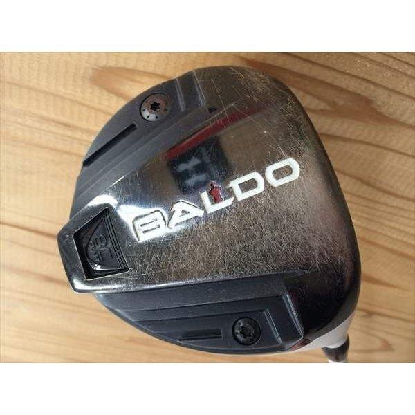 【中古】 BALDO バルド ドライバー BALDO 8C CRAFT WHITE LIMITED バルド8Cクラフトホワイトリミテッド ロフト表記無し フジクラ Speeder757 S