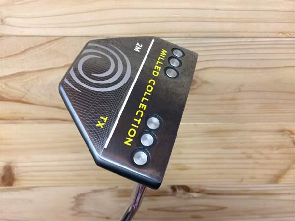【中古】 MILLED COLLECTION TX 2M パター 34インチ オデッセイ ゴルフクラブ