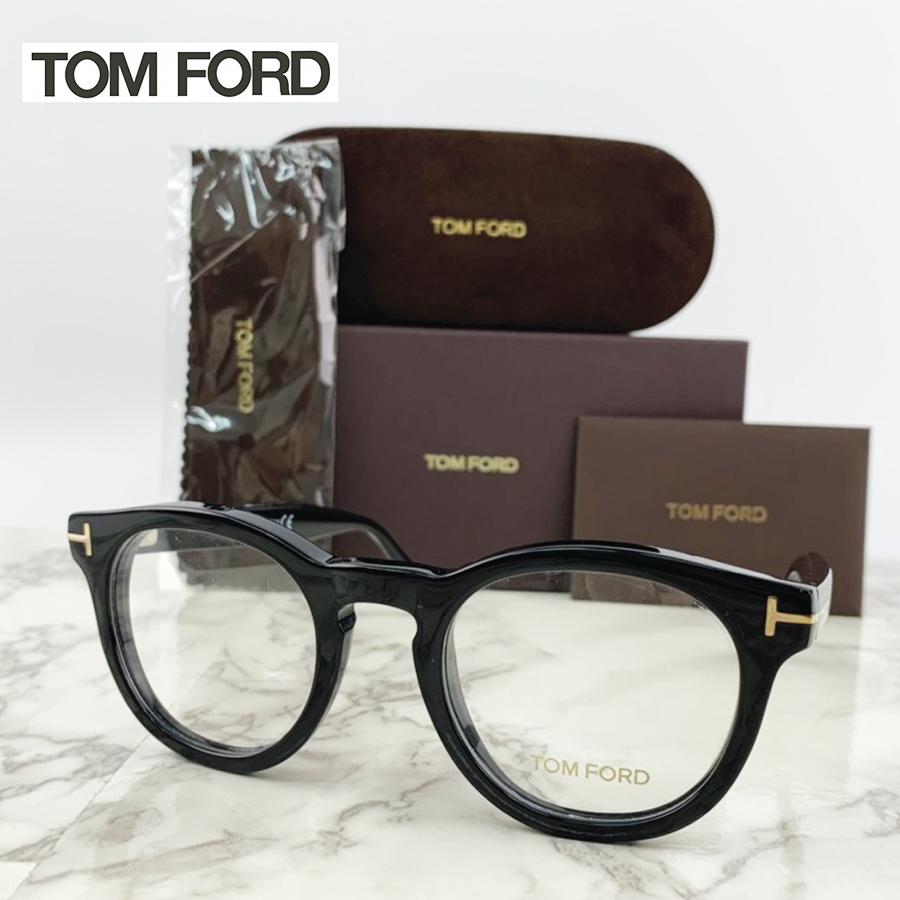【送料無料】TOMFORD TOM FORD トムフォード メガネ 眼鏡 TF5489 FT5489 001 ユニセックス メンズ レディース 男性 女性 セレブ
