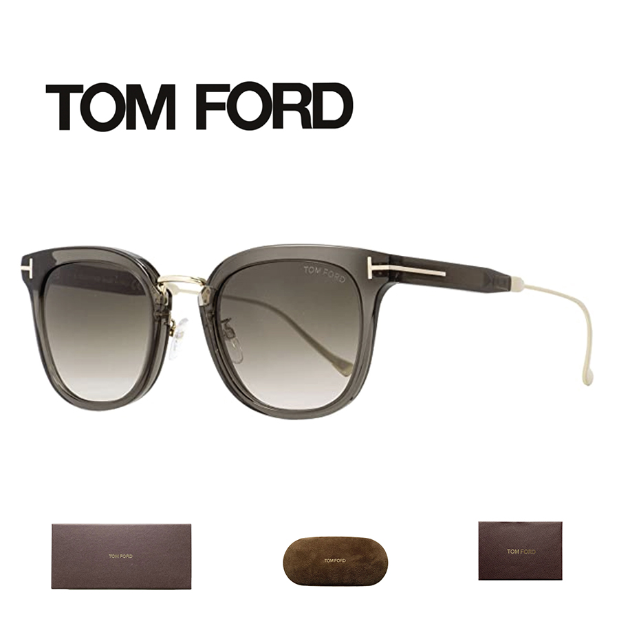 【並行輸入品】TOMFORD TOM FORD トムフォード サングラス メガネ 眼鏡 TF548 FT548 20F TF0548 FT0548 ユニセックス メンズ レディース 男性 女性 セレブ 送料無料