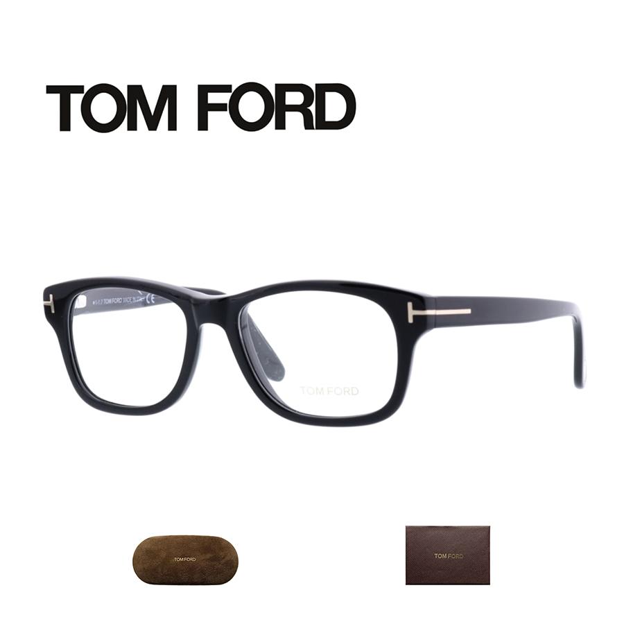 【並行輸入品】箱なし レンズ加工無料 TOMFORD TOM FORD トムフォード メガネ 眼鏡 TF5147 FT5147 001 ユニセックス メンズ レディース 男性 女性 セレブ 送料無料