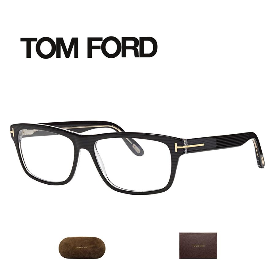 【並行輸入品】箱なし レンズ加工無料 TOMFORD TOM FORD トムフォード メガネ 眼鏡 TF5320 FT5320 005 ユニセックス メンズ レディース 男性 女性 セレブ 送料無料