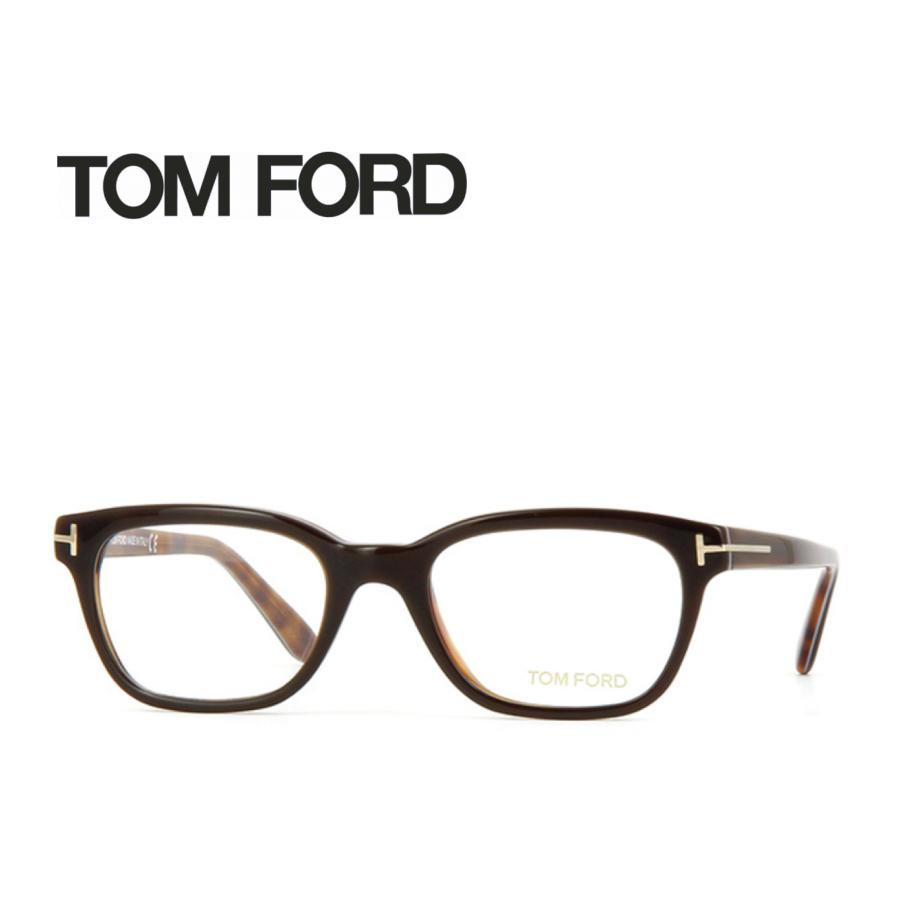 レンズ加工無料 送料無料 TOM FORD トムフォード TOMFORD メガネフレーム 眼鏡 TF5207 FT5207 047 ユニセックス メンズ レディース 男性 女性 度付き 伊達 レンズ 新品 未使用