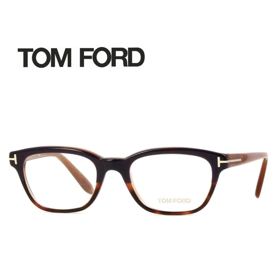 レンズ加工無料 送料無料 TOM FORD トムフォード TOMFORD メガネフレーム 眼鏡 TF5207 FT5207 083 ユニセックス メンズ レディース 男性 女性 度付き 伊達 レンズ 新品 未使用