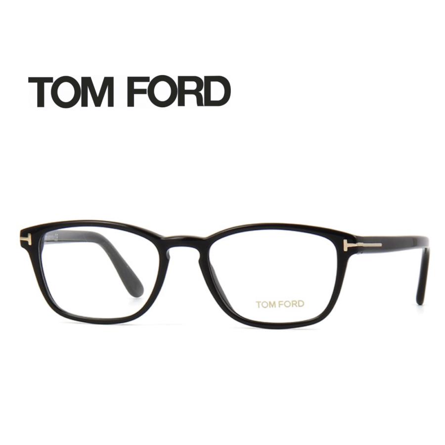 レンズ加工無料 送料無料 TOM FORD トムフォード TOMFORD メガネフレーム 眼鏡 TF5355 FT5355 001 ユニセックス メンズ レディース 男性 女性 度付き 伊達 レンズ 新品 未使用