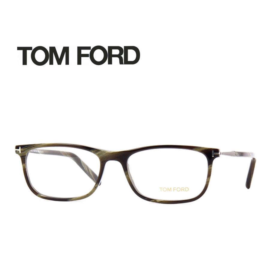 レンズ加工無料 送料無料 TOM FORD トムフォード TOMFORD メガネフレーム 眼鏡 TF5398 FT5398 061 ユニセックス メンズ レディース 男性 女性 度付き 伊達 レンズ 新品 未使用