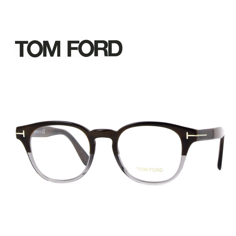 レンズ加工無料 送料無料 TOM FORD トムフォード TOMFORD メガネフレーム 眼鏡 TF5400 FT5400 065 ユニセックス メンズ レディース 男性 女性 度付き 伊達 レンズ 新品 未使用