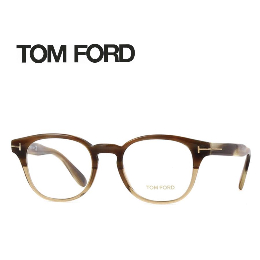 【8/1限定 最大2,000円OFFクーポンあり!】レンズ加工無料 送料無料 TOM FORD トムフォード TOMFORD メガネフレーム 眼鏡 TF5400 FT5400 65a ユニセックス メンズ レディース 男性 女性 度付き 伊達 レンズ 新品 未使用