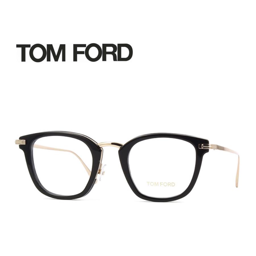 レンズ加工無料 送料無料 TOM FORD トムフォード TOMFORD メガネフレーム 眼鏡 TF5496 FT5496 001 ユニセックス メンズ レディース 男性 女性 度付き 伊達 レンズ 新品 未使用